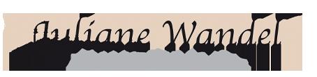 Tanzsportmode Juliane Wandel-Logo